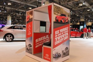 Toyota and the Toronto Auto Show