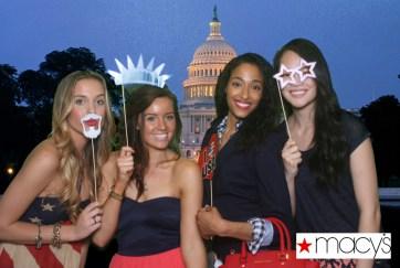 Macy's American Icon Event