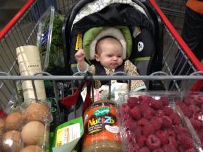 brooke_costco_shopping_cart