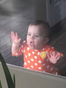 face_against_window