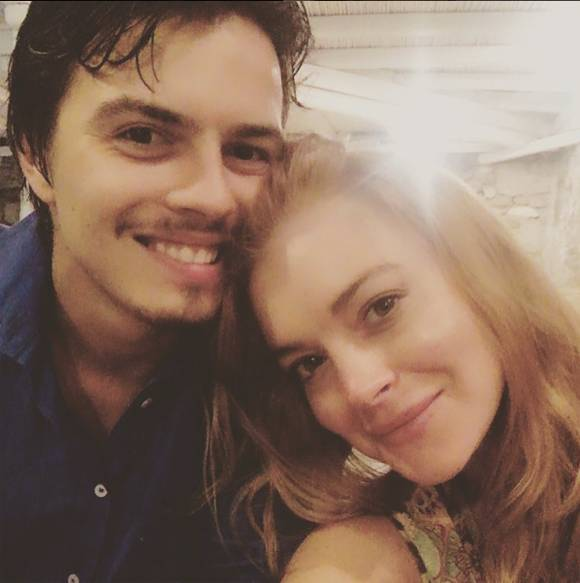 Lindsay Lohan Breaks Silence About Troubles With Fiancé Egor Tarabasov: 'No Woman Can Be Hit & Stay'