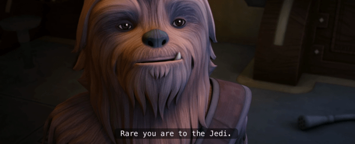 The Clone Wars Season 5 Episode 7 Field Trip Snark Wars The clone wars i does gungi ever make an appearance, or get mentioned in the comic world? the clone wars season 5 episode 7