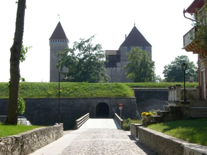 Kuressaare Castle, Kuressaare, Saaremaa, Estonia
