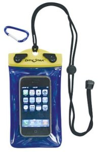 Kwik Tek Dry Pak waterproof camera or phone case