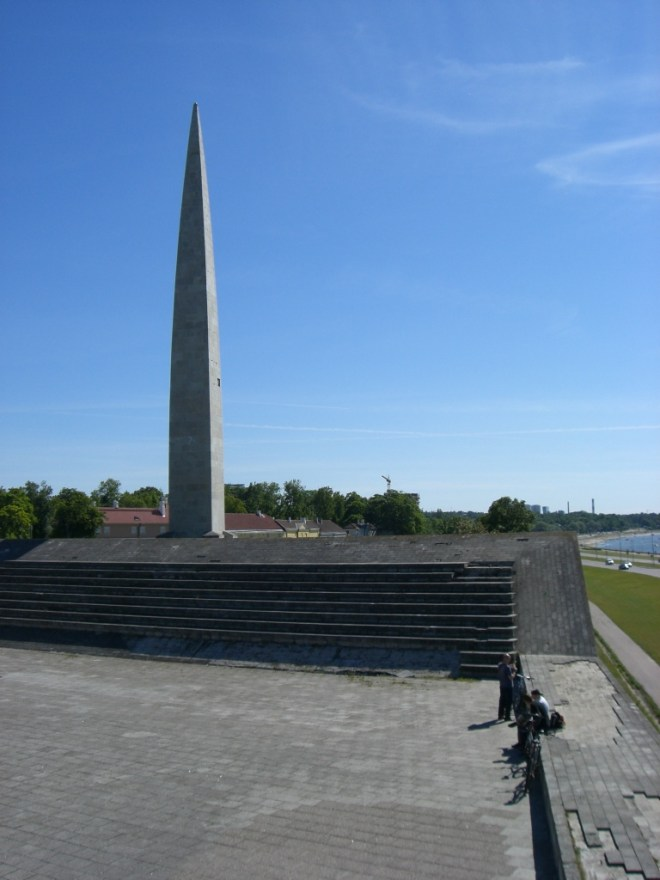 Soviet monument, Tallinn, Estonia