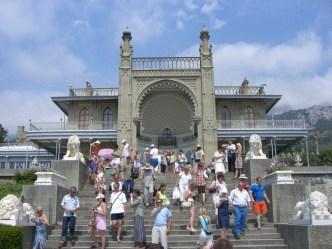 Vorontsov Palace, Alupka, Ukraine