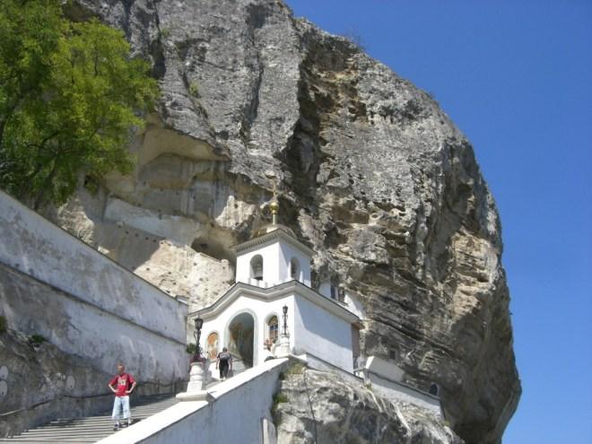 Cave Monastery, Bakhchisaray, Crimea, Ukraine