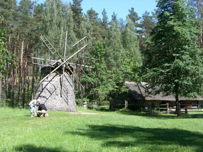 Latvian Open-Air Ethnographic Museum, Riga, Latvia