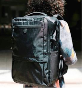 Tortuga Outbreaker Backpack demo shot