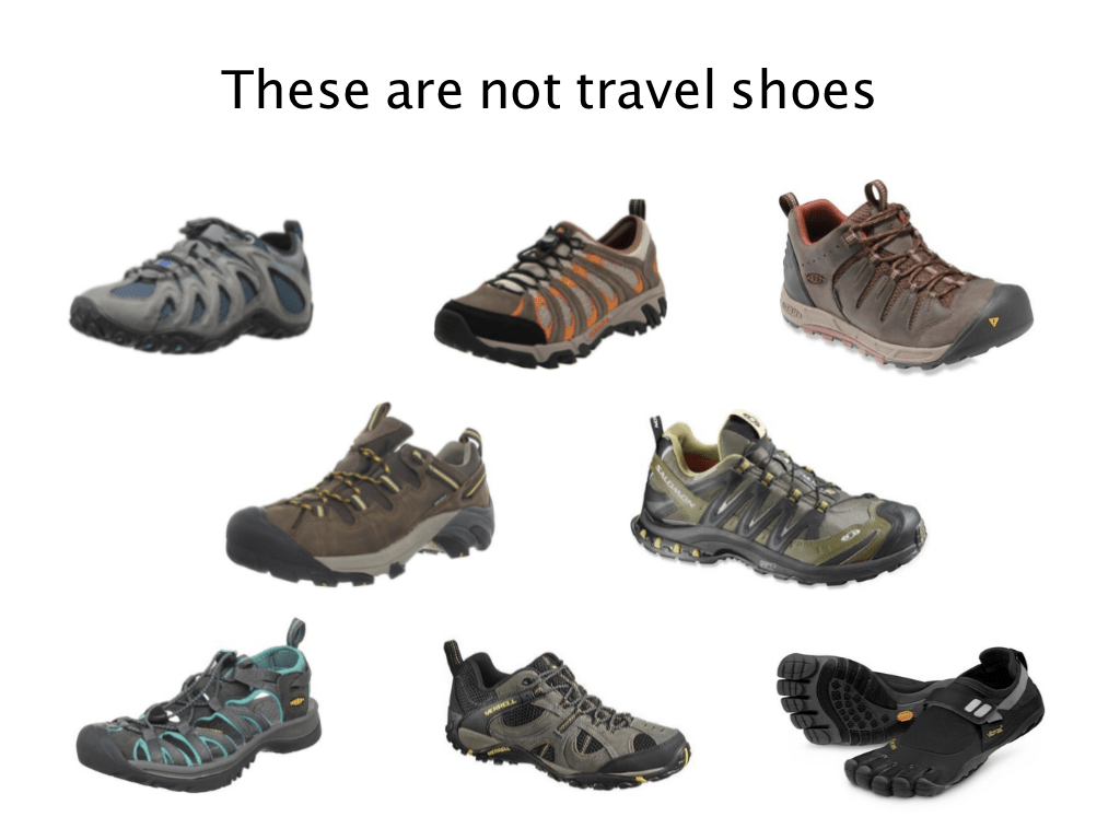 Finding A Good Pair Of Walking Shoes