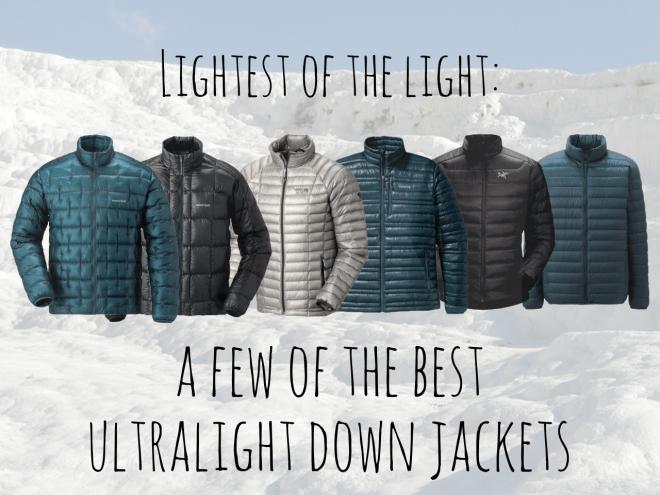 Ultralight Down Jackets