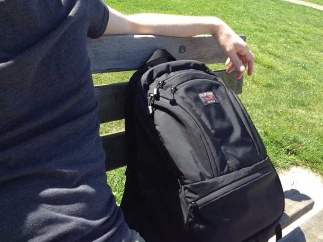 Tom Bihn Synapse 25 in the wild