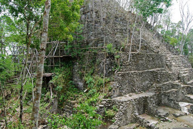El Mirador pyramid