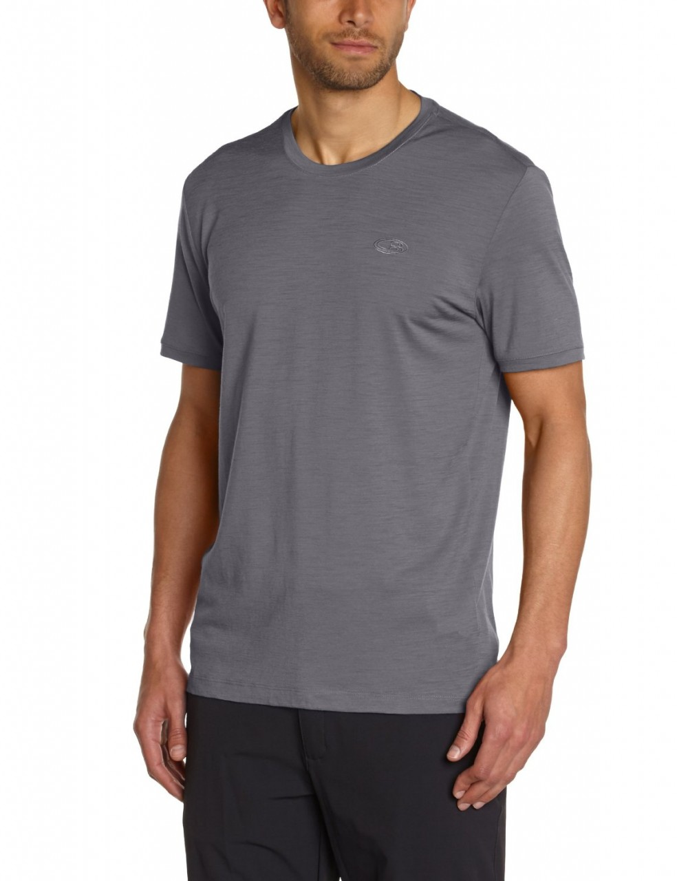 Why merino wool t shirts are the best travel t shirts for Mens red wool shirt