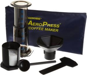 Aeropress Portable Coffee Maker Travel Kit