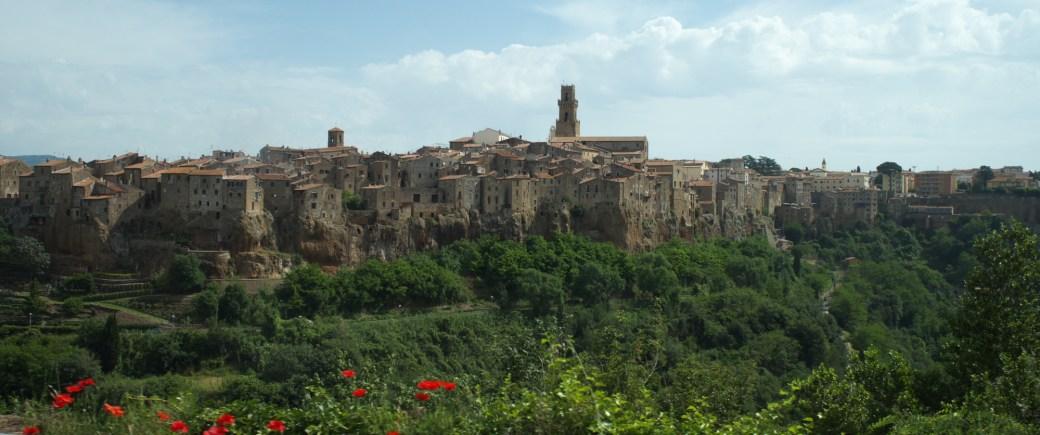 Pitigliano in Tuscany