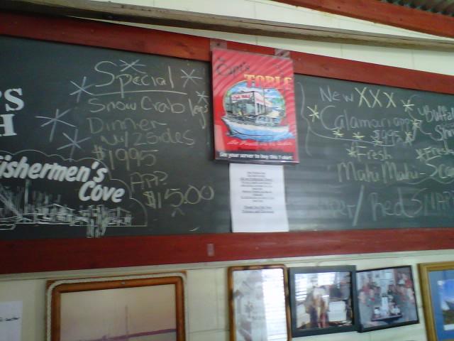 Captains Table Fish House Restaurant & Oyster Bar!  (4/6)