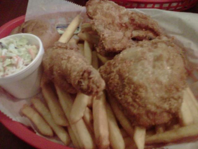 Cousin's Tasty Chicken! (1/3)
