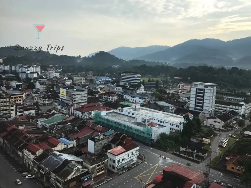 Visiting Taiping