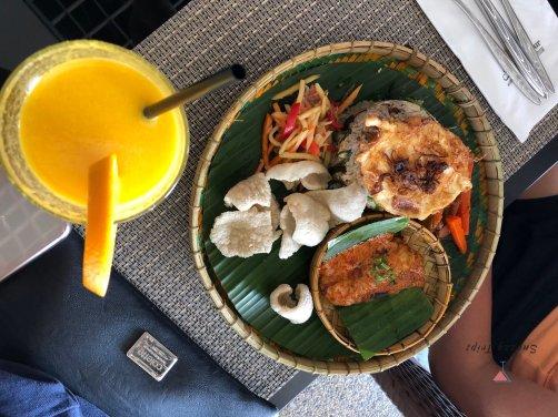 Malaysian dish