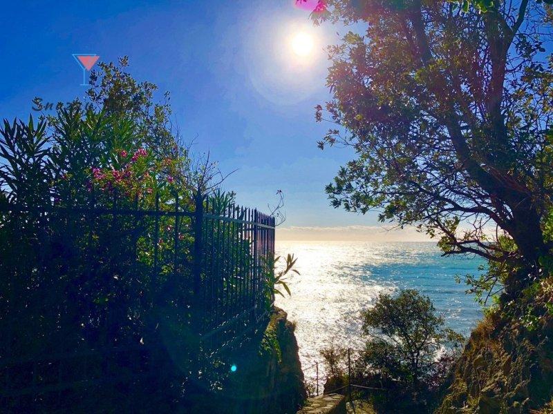 Monterosso is a seaside resort