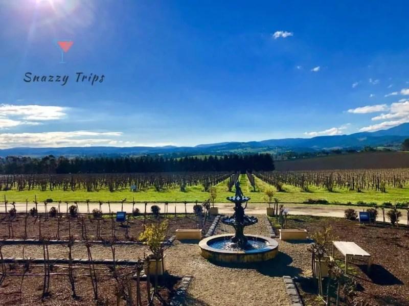 4 Fabulous Melbourne Wineries
