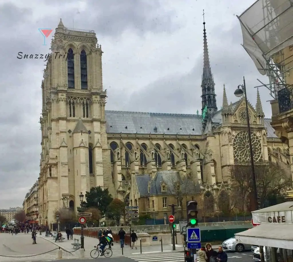 Notre Dame Cathedral Snazzy Trips