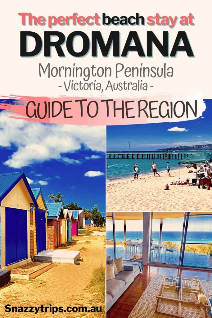 The perfect beach stay at Dromana, Mornington Peninsula - Victoria, Australia