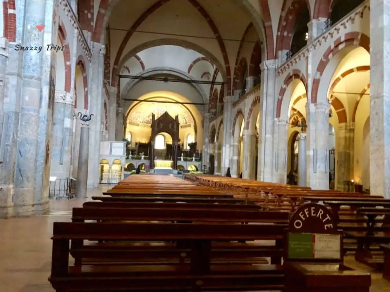 Four fascinating places to see in Milan.