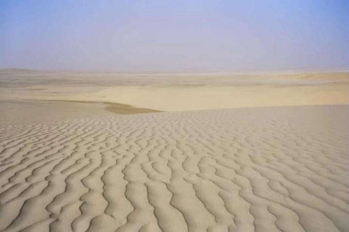 Desert Qatar Snazzy Trips