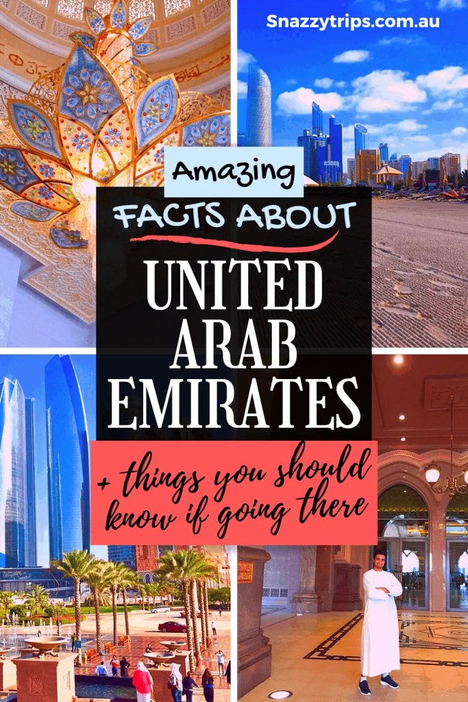 Facts about United Arab Emirates