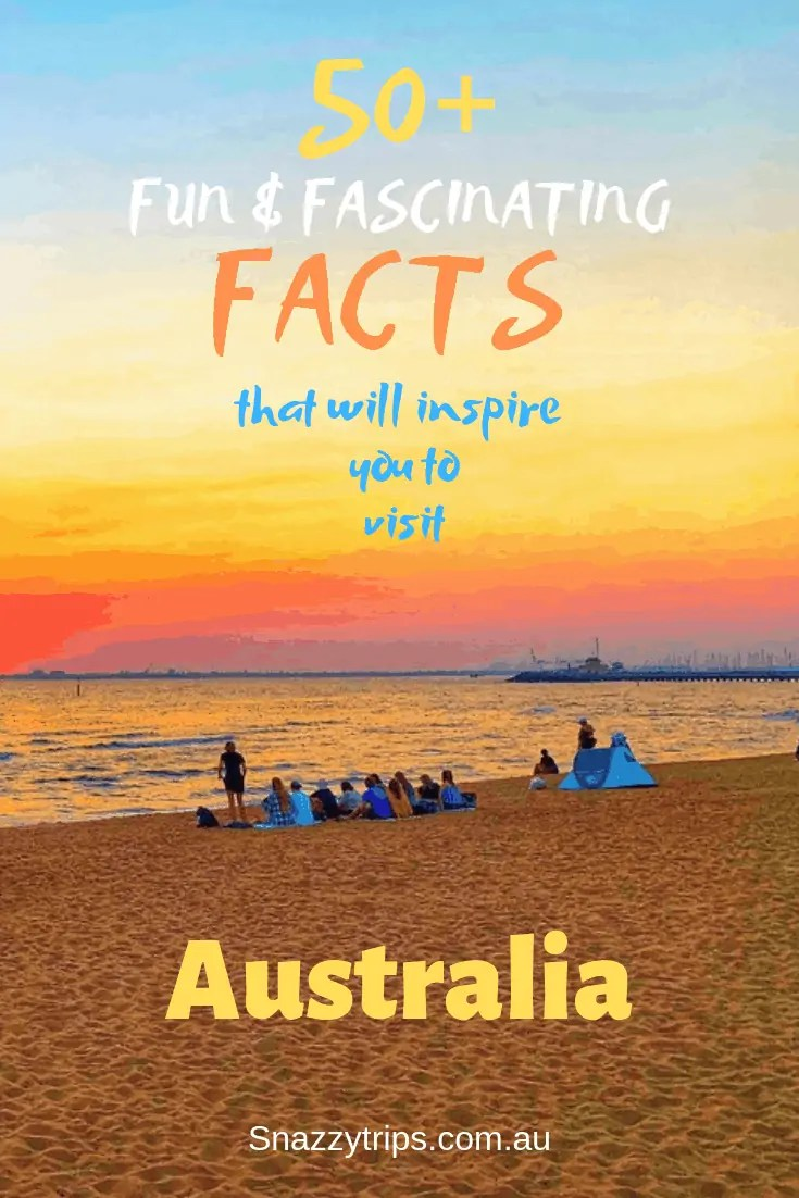 Fascinating facts about Australia