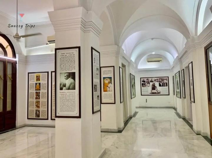 Visit the Gandhi memorial