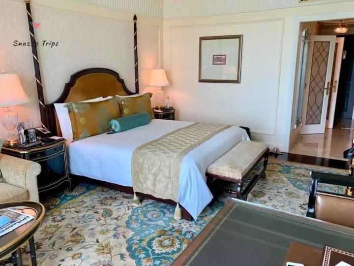 Luxury stay at Leela Palace