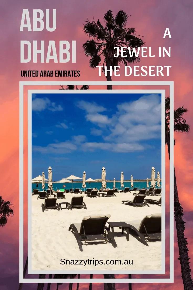 Must see Abu Dhabi