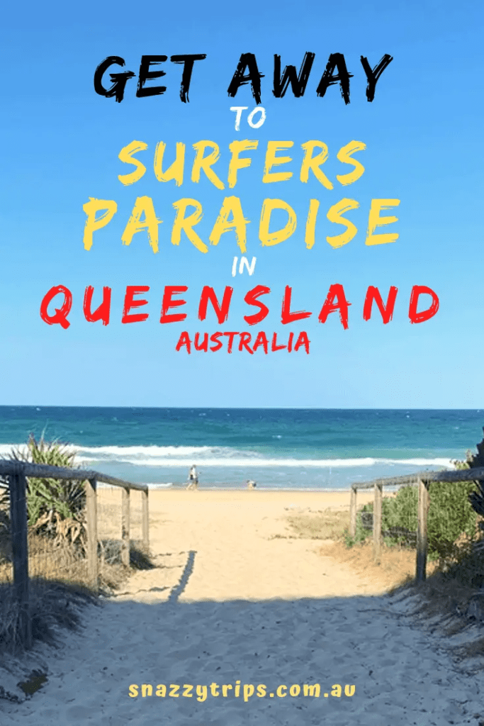 get away to surfers paradise