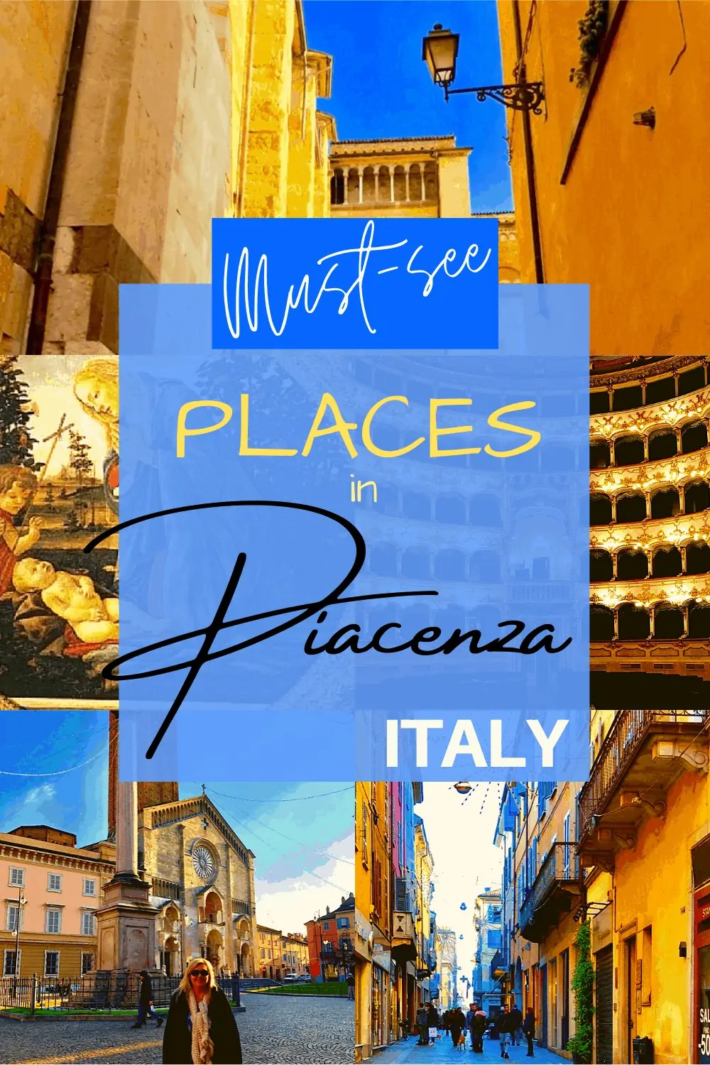 Must see Piacenza Italy