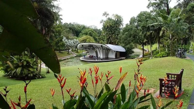 botanic gardens Snazzy Trips
