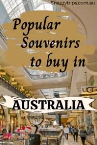 souvenirs to buy in Australia