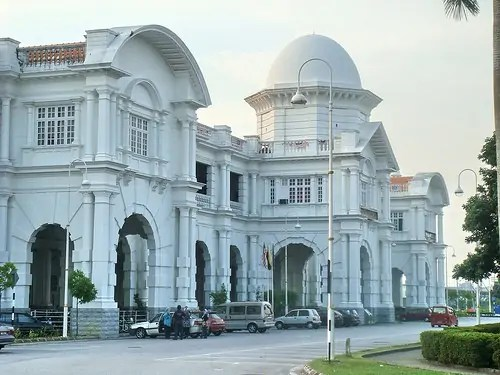 Ipoh railway station Snazzy Trips