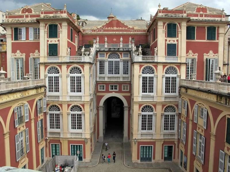 Genova palazzo reale Snazzy Trips