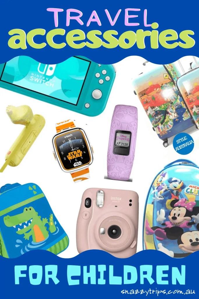 travel accessories for children