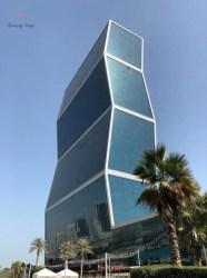 Zig Zag Twin Towers, Doha, Qatar