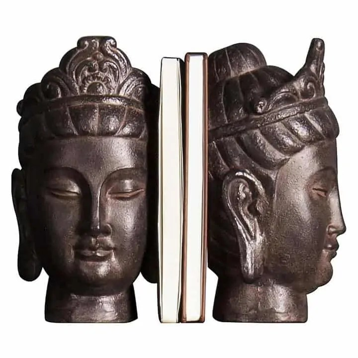 buddha bookends Snazzy Trips