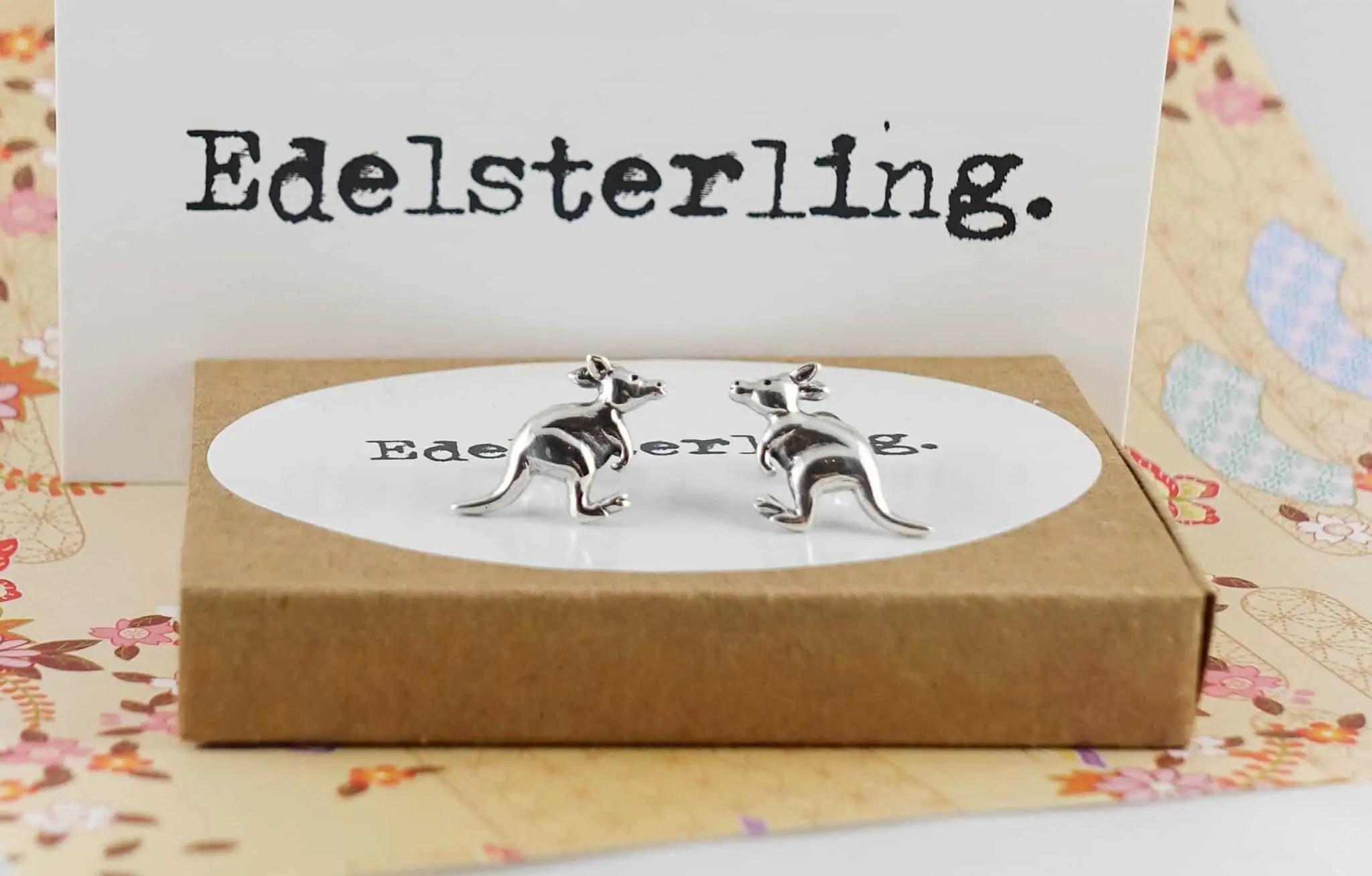 kangaroo stud earrings scaled Snazzy Trips