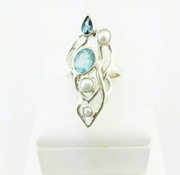 topaz pearl ring e1607236554565 Snazzy Trips
