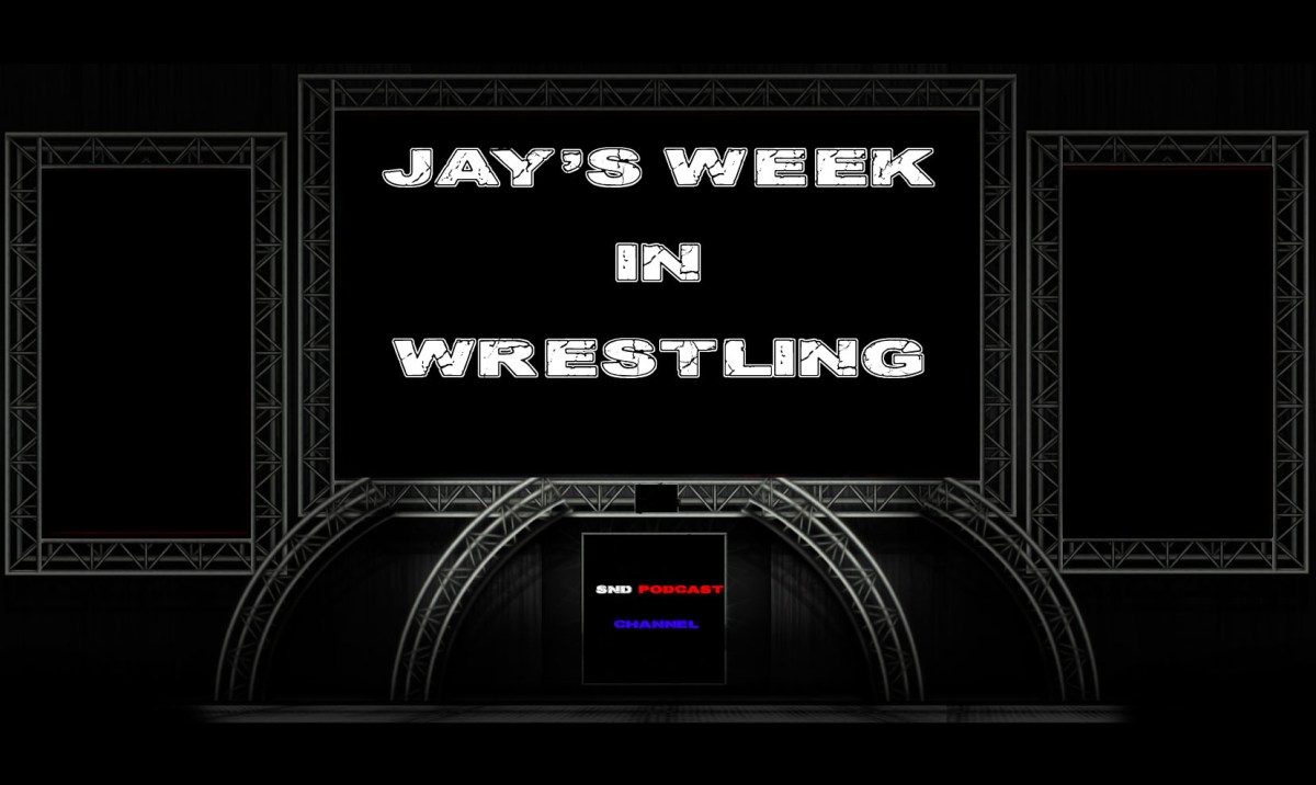 ​Jay's Week In Wrestling Podcast Episode 42​: $ in the Bank Preview Show!!!!