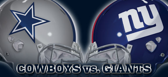 Giants @ Cowboys Week 1 Preview