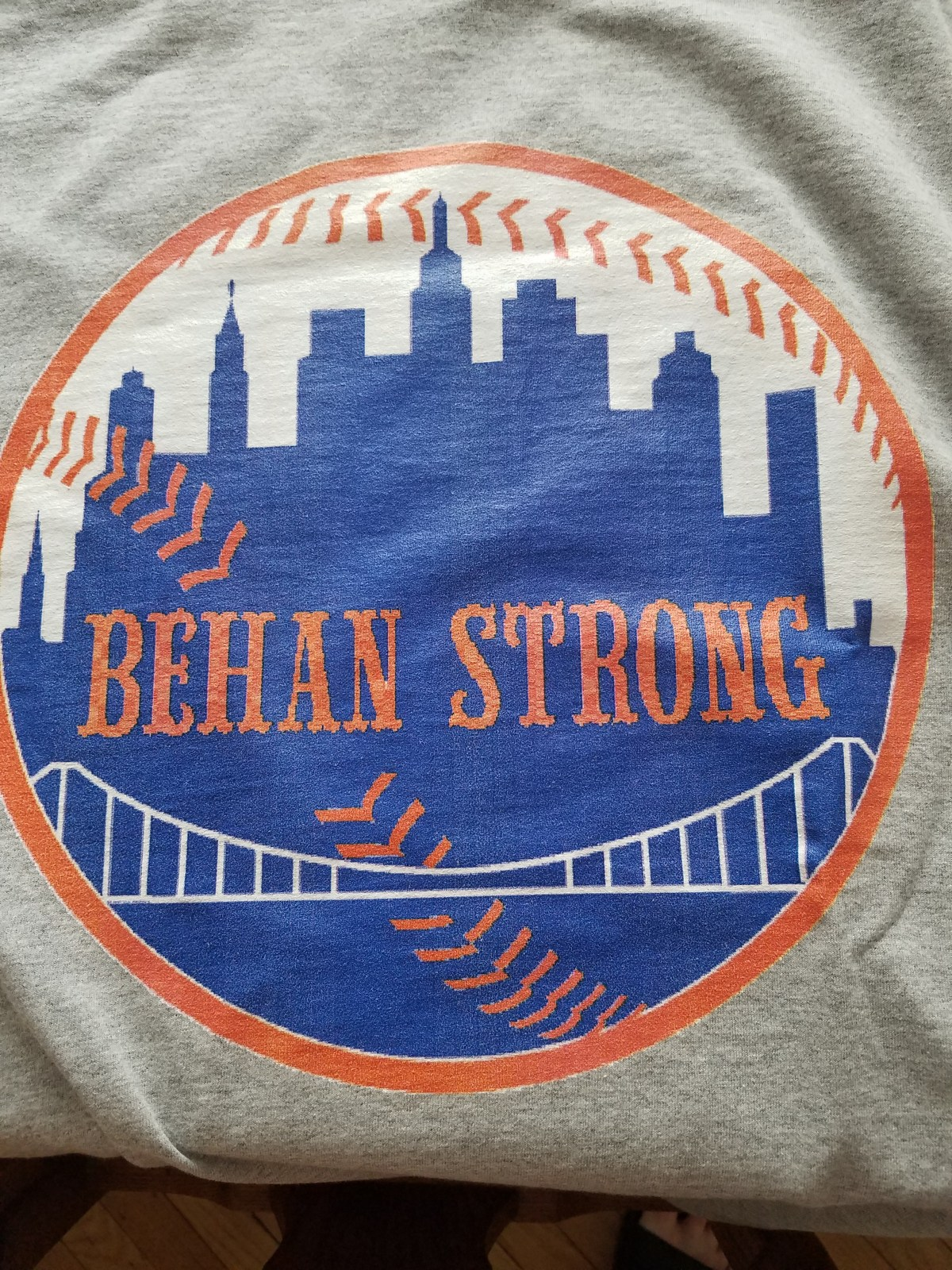 #BehanStrong