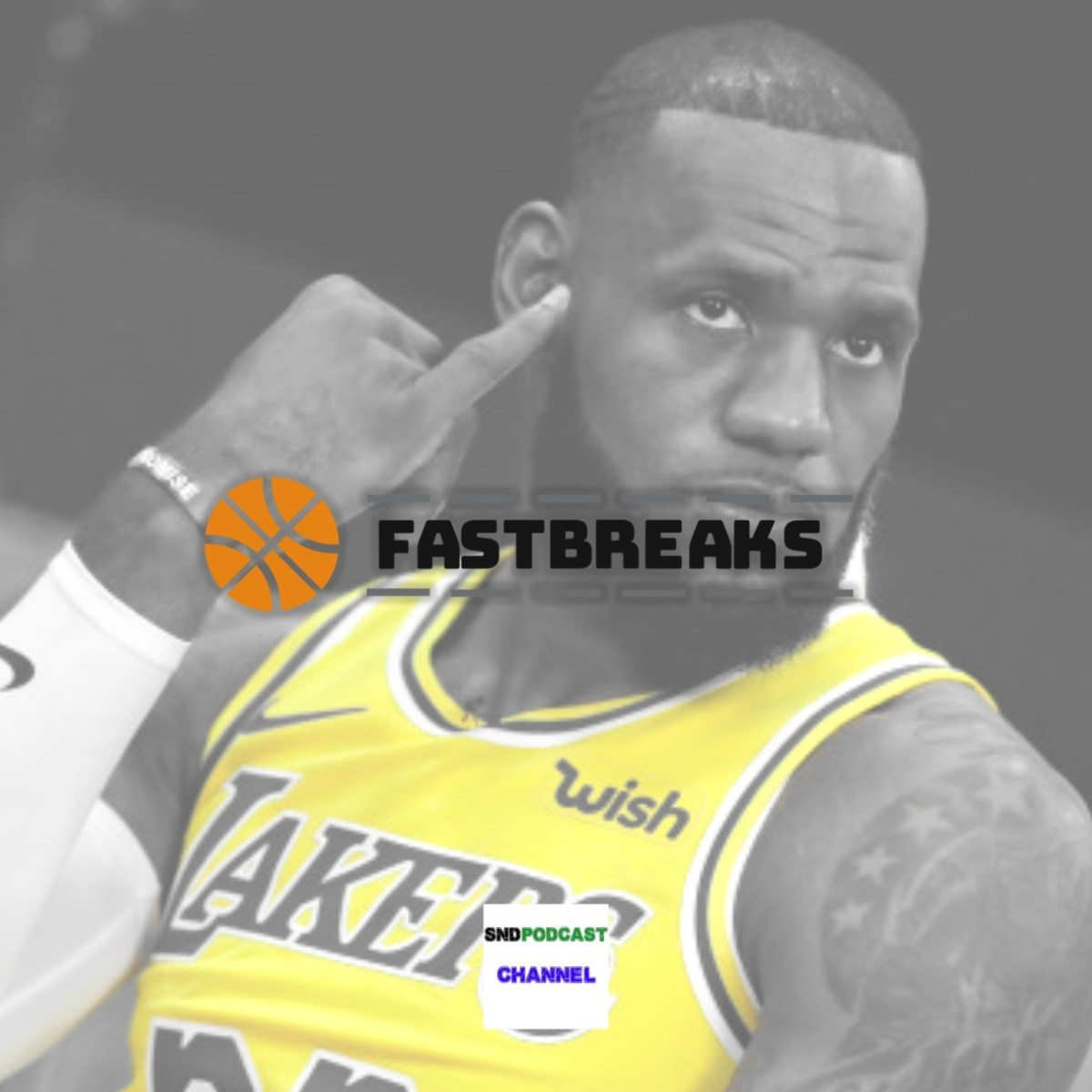 FASTBREAKS EP. 23: Presented By The Soapbox: Back With A Vengeance